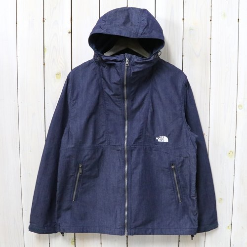 THE NORTH FACE『Nylon Denim Compact Jacket』(ナイロンインディゴデニム)