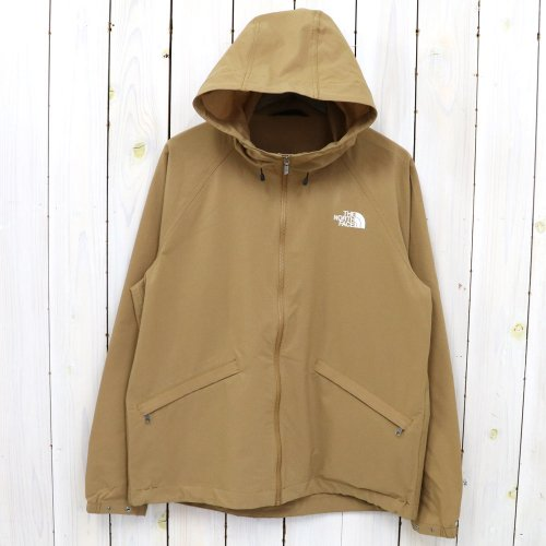 THE NORTH FACE『TNF Be Free Jacket』(ユーティリティブラウン)