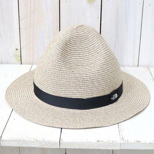 THE NORTH FACE『Washable Mountain Braid Hat』(ナチュラルベージュ)