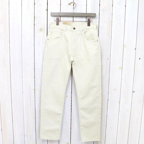 LEVI'S VINTAGE CLOTHING『519 BEDFORD PANT』(Bone)