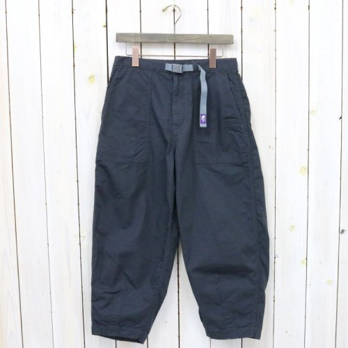 THE NORTH FACE PURPLE LABEL『Ripstop Wide Cropped Pants』(Dim Gray)