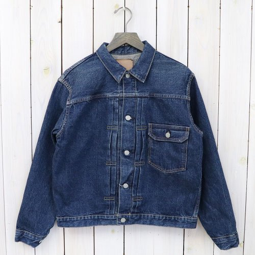 orSlow『PLEATED FRONT BLOUSE』(1YEAR WASH)