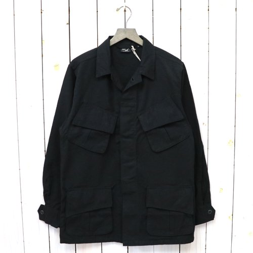 orSlow『US ARMY TROPICAL JACKET』(BLACK RIP STOP)