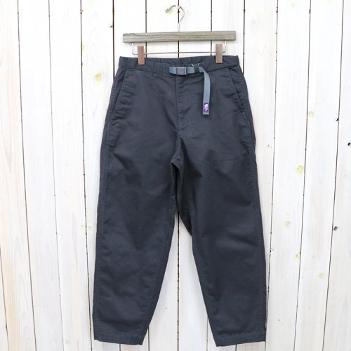 THE NORTH FACE PURPLE LABEL『Stretch Twill Wide Tapered Pants』(Dim Gray)