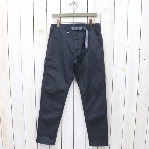 THE NORTH FACE PURPLE LABEL『Stretch Twill Tapered Pants』(Dim Gray)