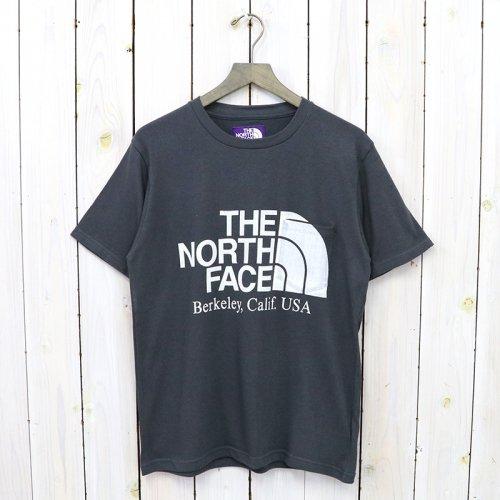 THE NORTH FACE PURPLE LABEL『H/S Logo Tee』(Dim Gray)