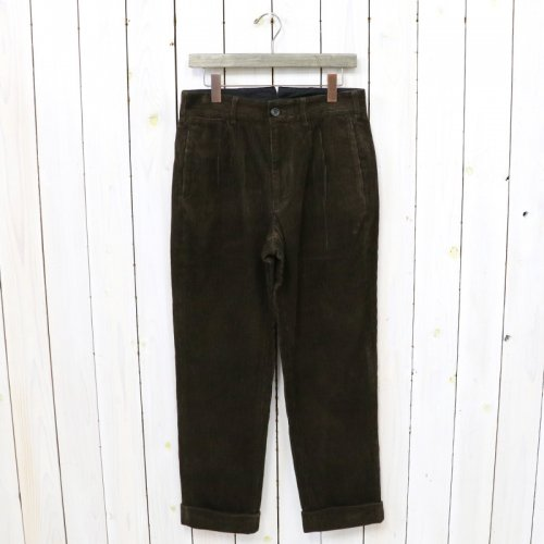 ENGINEERED GARMENTS『Andover Pant-Cotton 8W Corduroy』(Brown)