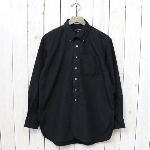 ENGINEERED GARMENTS『19 Century BD Shirt-100's 2Ply Broadcloth』(Black)