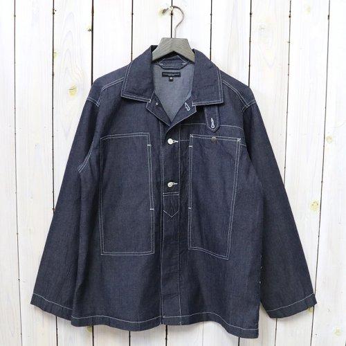 ENGINEERED GARMENTS『Fatigue Shirt-Denim Twill Shirting』
