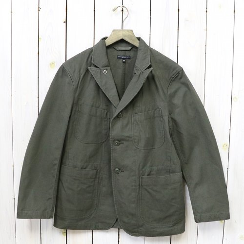 ENGINEERED GARMENTS『Bedford Jacket-Heavyweight Cotton Ripstop』(Olive)