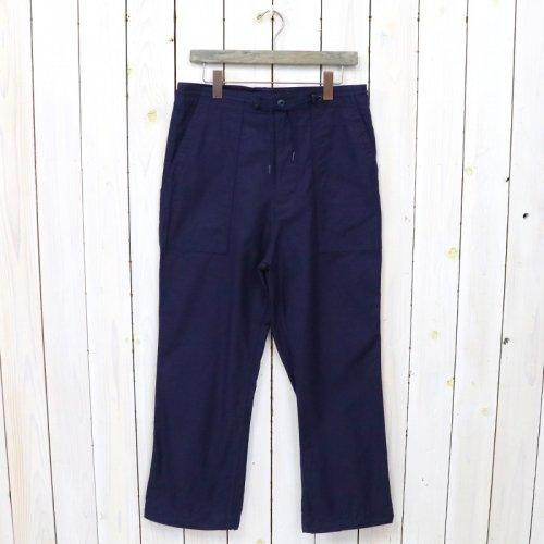 Needles『String Fatigue Pant-Back Sateen』(Navy)
