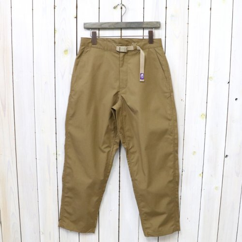 THE NORTH FACE PURPLE LABEL『65/35 Hopper Field Pants』(Coyote)