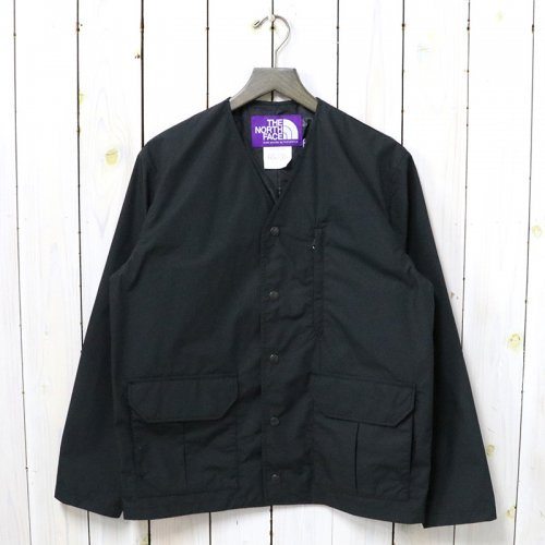 THE NORTH FACE PURPLE LABEL『Medweight 65/35 Hopper Field Cardigan』(Black)