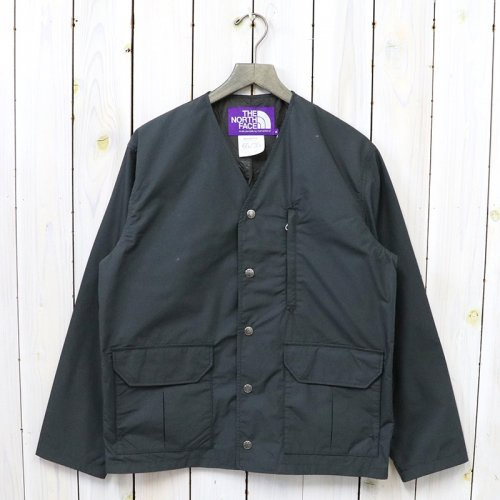 THE NORTH FACE PURPLE LABEL『Medweight 65/35 Hopper Field Cardigan』(Dim Gray)