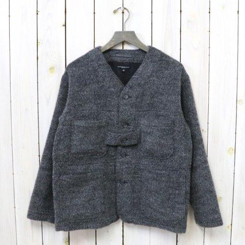 ENGINEERED GARMENTS『Cardigan Jacket-Wool Alpaca Fur』