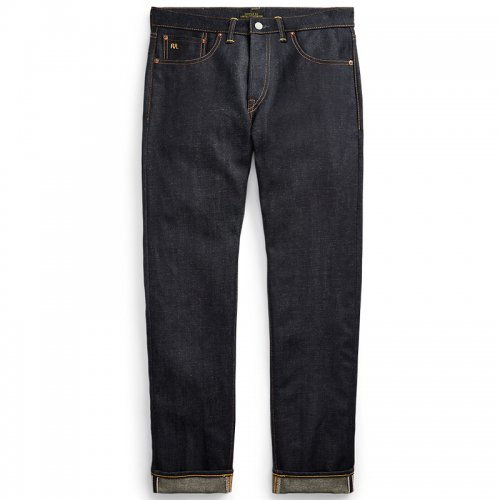 Double RL『LIMITED EDITION-SLIM FIT SELVEDGE JEAN』