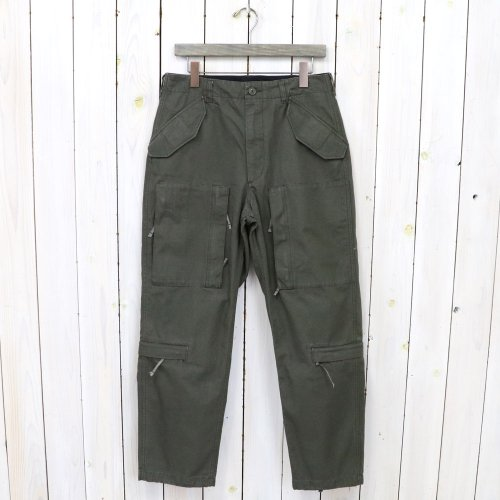 ENGINEERED GARMENTS『Aircrew Pant-Heavyweight Cotton Ripstop』(Olive)