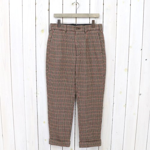 ENGINEERED GARMENTS『Andover Pant-Wool Poly Glen Plaid』