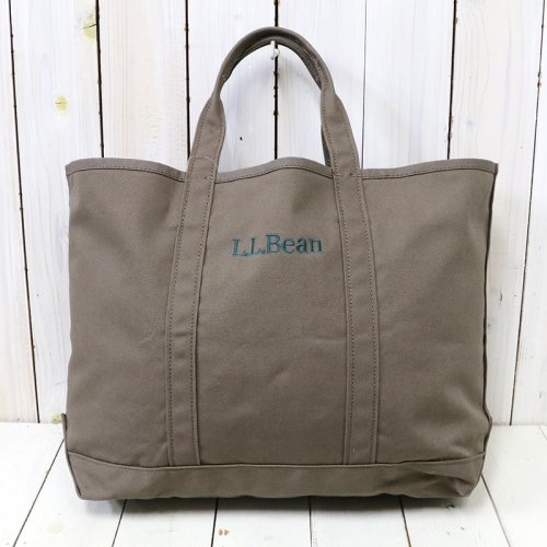 L.L.Bean『Grocery Tote』(Fossil Brown)