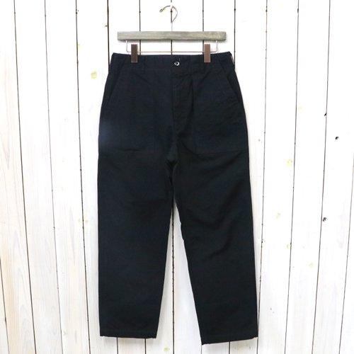 ENGINEERED GARMENTS『Fatigue Pant-Heavyweight Cotton Ripstop』(Black)