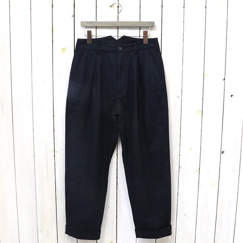 ENGINEERED GARMENTS『WP Pant-Wool Cashmere Flannel』(Dk.Navy)