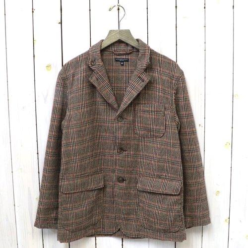 ENGINEERED GARMENTS『Loiter Jacket-Wool Poly Glen Plaid』