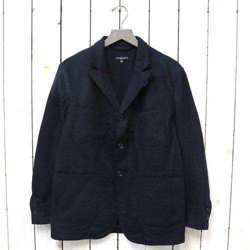 ENGINEERED GARMENTS『NB Jacket-Wool Cashmere Flannel』(Dk.Navy)