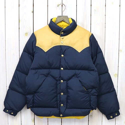Rocky Mountain Featherbed『Down Jacket』(NAVY)