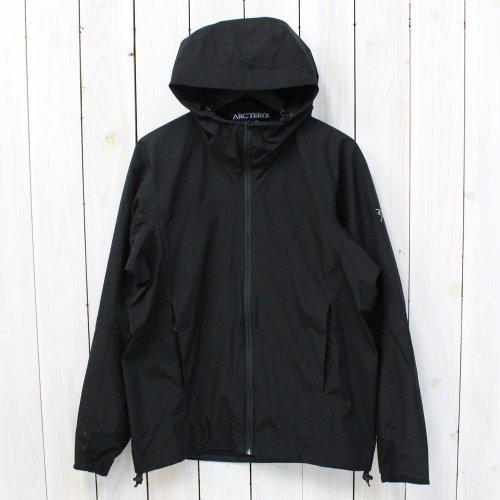 ARC'TERYX『Solano Hoody』(Black)