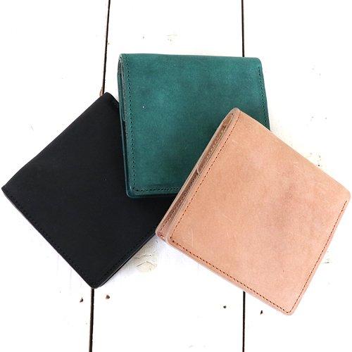 hobo『Bifold Wallet Nubuck Cow Leather』