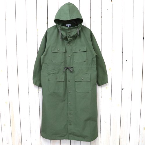 ENGINEERED GARMENTS『Cagoule Dress-Cotton Ripstop』