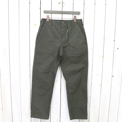 ENGINEERED GARMENTS『Fatigue Pant-Heavyweight Cotton Ripstop』(Olive)