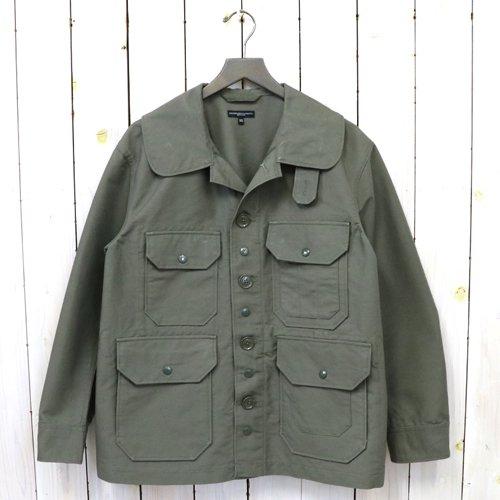 ENGINEERED GARMENTS『Cruiser Jacket-Cotton Double Cloth』(Olive)