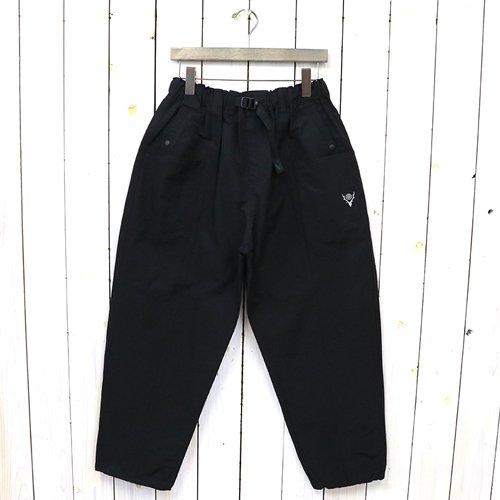 SOUTH2 WEST8『Belted C.S. Pant-C/N Grosgrain』(Black)