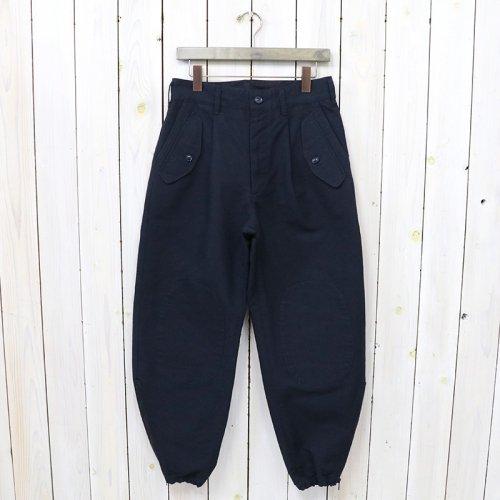 ENGINEERED GARMENTS『IAC Pant-Cotton Double Cloth』(Navy)