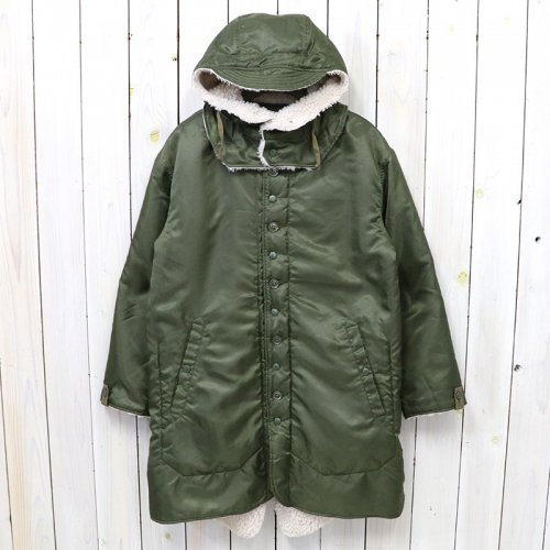 ENGINEERED GARMENTS『Liner Jacket-Polyester Pilot Twill』(Olive Drab)