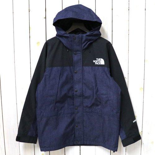 THE NORTH FACE『Mountain Light Denim Jacket』(ナイロンインディゴデニム)