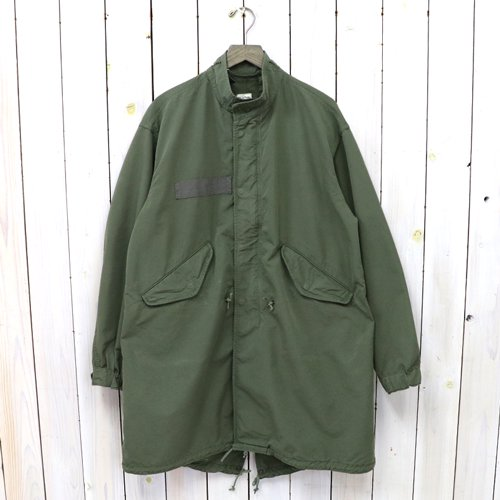 orSlow『M-65 FISH TAIL COAT』(ARMY GREEN)
