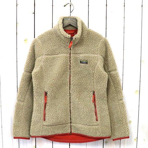 L.L.Bean『Mountain Pile Fleece Jacket』(Sandstone)