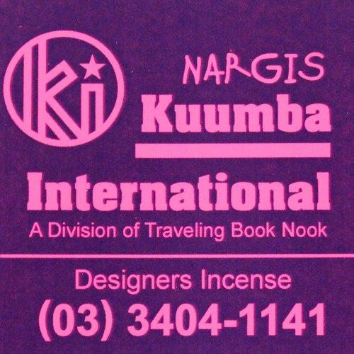 KUUMBA『classic regular incense』(NARGIS)
