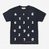 SO-SU-U 半袖Tシャツ/濃紺(のうこん)