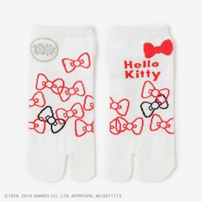 足袋下(踝丈)/Hello Kitty×SOU・SOU 【女性用】