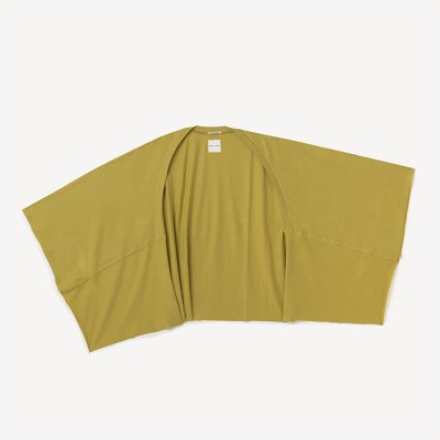 綿モダール むささび 短丈/金色(こんじき)