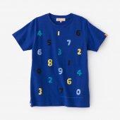 SO-SU-U 四味 半袖Tシャツ/紺青(こんじょう)