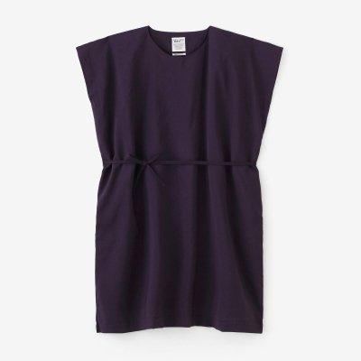 モスリン 長方形衣(ちょうほうけい)/濃紫2(こきむらさき)