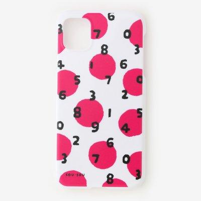 iPhone 11 テキスタイルカバー/SO-SU-Uとすいぎょく