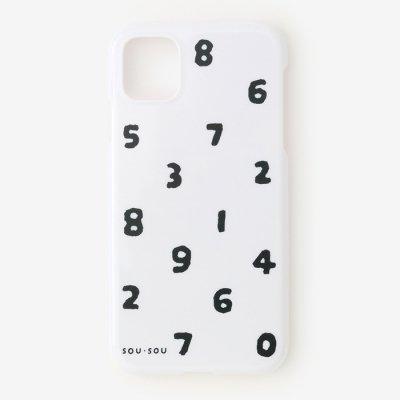 iPhone_11 テキスタイルカバー/SO-SU-U つくも