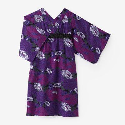 麻 ゆかたみたて/けんらん 夜紫(やし)