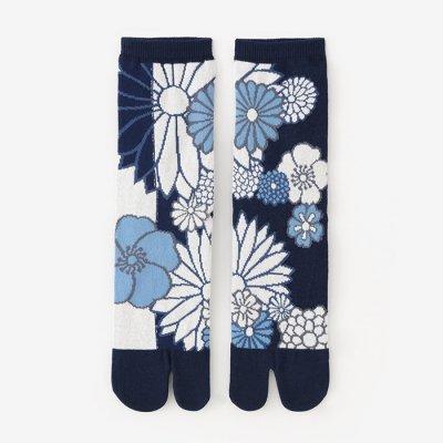 足袋下(普通丈)/金襴緞子 涼(きんらんどんす りょう)【男・女性用】