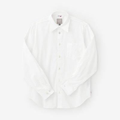 高島縮20/20 シャツ/つくも